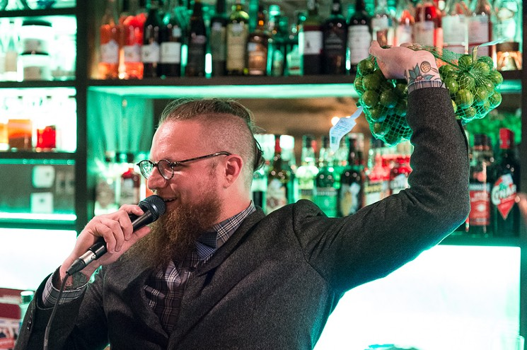 Cutthroat Cocktail Competition Was a Study in Sabotage